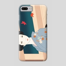 Momiji - Phone Case by Sai Tamiya