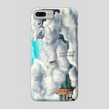 Climbing Higher - Phone Case by Alexandra Gregor