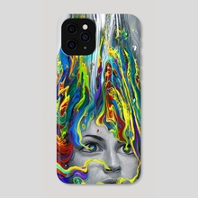 Psychedelics - Phone Case by Robert Carter