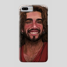 - Smile - Phone Case by Takara Janelle