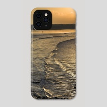 Inch Strand - Phone Case by Michael Walsh