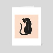 Seti - Art Card by Samantha Mash