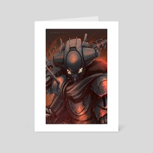 Taniks - Art Card by Gammatrap