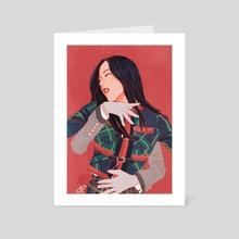 Bona - Art Card by Jes Keith