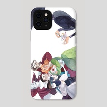 Weatherwaxed - Phone Case by veensa