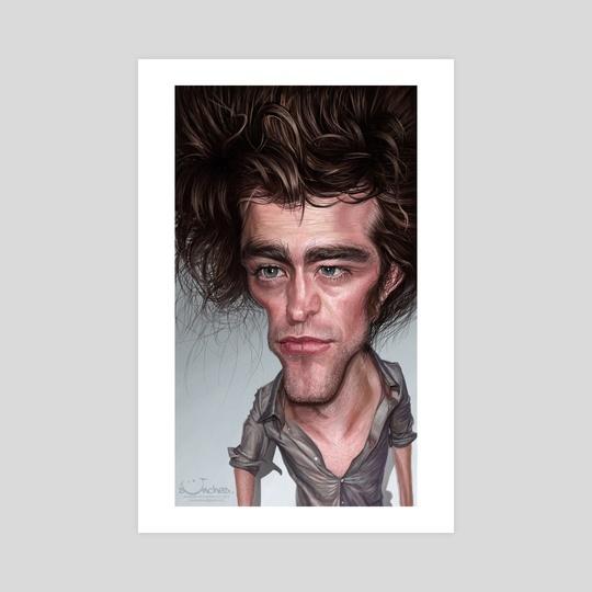 Robert Pattinson by Alexander Novoseltsev