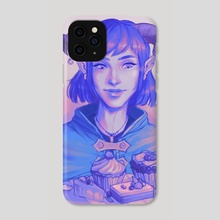 Pastries  - Phone Case by Carusti