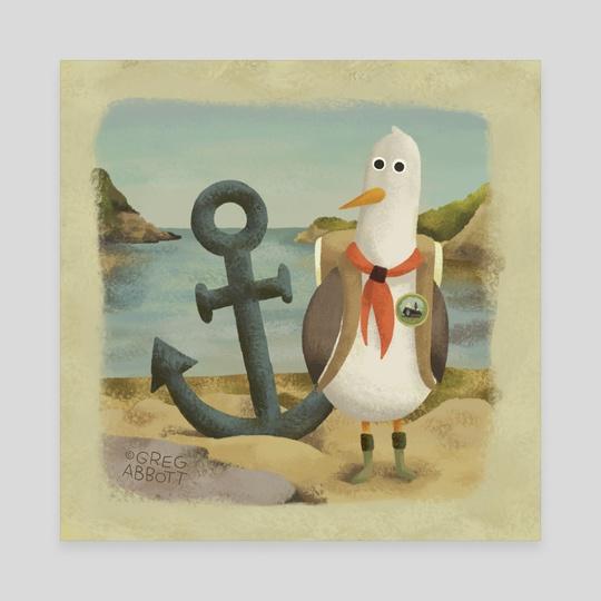 Anchors Away by Greg Abbott