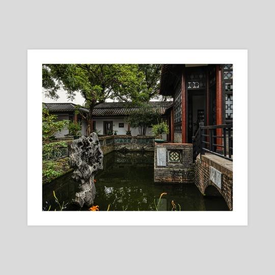 At The Old Chinese Garden, Near Shenzhen (China), #21, 11-2018 by Vlad Meytin