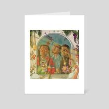 migoszz - Art Card by liljodsz