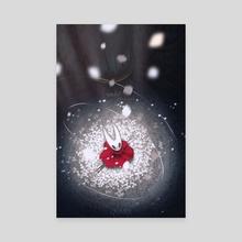 Hornet Awaits - Canvas by jqvarr