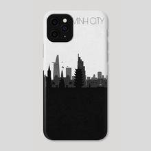 Ho Chi Minh City - Phone Case by Deniz Akerman