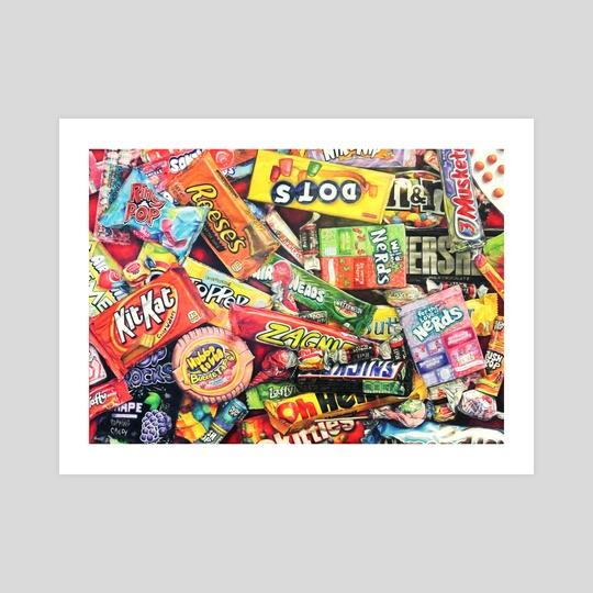 90s Nostalgia: Candy by Kacea McKinney