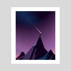 Within Reach - Art Print by John Tomac