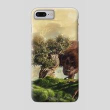 The Death of This World  - Phone Case by robin mikalsen