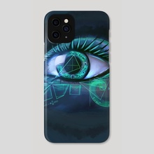 Source of Knowledge - Phone Case by Peter Dimitrov