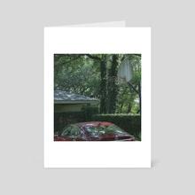 disrepair - Art Card by Rose Eleanor