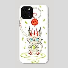 Little Monster 2 - Phone Case by Indré Bankauskaité