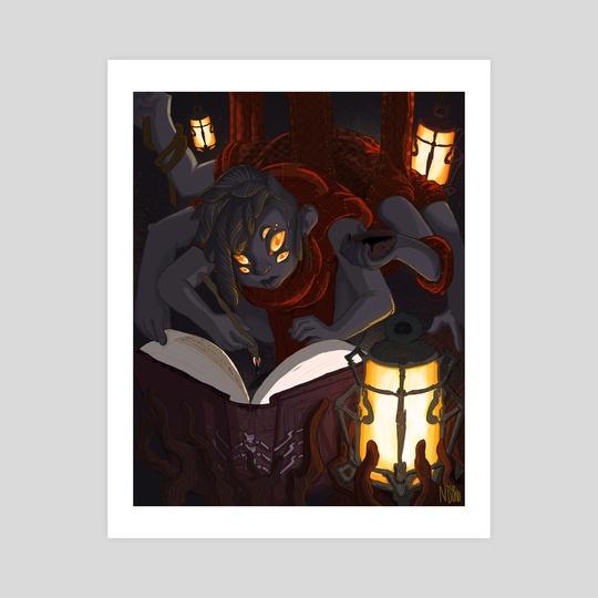 Anansi the Storyteller by Nicole Dorosh