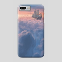 Going home - Phone Case by Maxime Chiasson Art