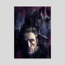 Batman - Canvas by Dmitry Belov