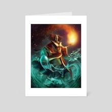 Balance - Art Card by Allie Briggs