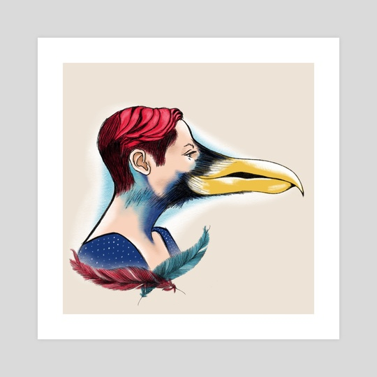 Bird by Brandy Bingham