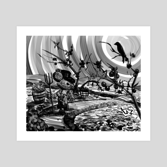 Mouse Farmer by Natalie Vazquez