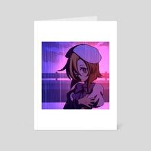Rena - Art Card by moshimoshibe