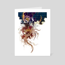 . CF17 . - Art Card by baroquegothik