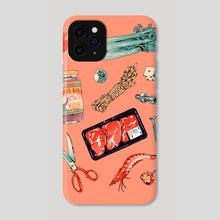 memorybank3 - Phone Case by Choo