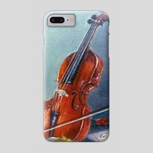 CUADROS0025 - Phone Case by Jose Castro Dopico