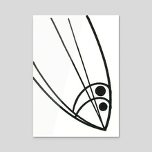 Fish culture 2 - Acrylic by Gabriel Tobón