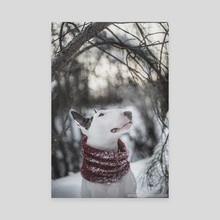 Winter Magic - Canvas by Kimberly AF