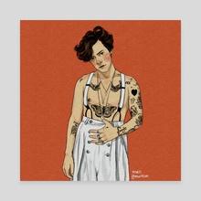 harry  - Canvas by martisun