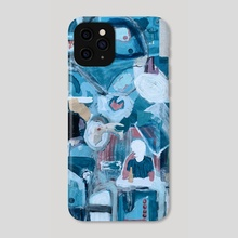 My Abstract Life - Phone Case by Cristian Armenta