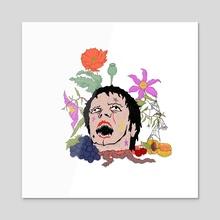 NaTure Morte - Acrylic by damage label