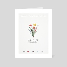 Amour - Art Card by Nnenna  Uduh