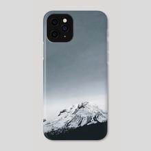 Mt. Hood x Oregon - Phone Case by Leah Flores
