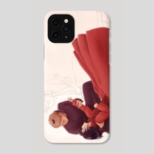 Extramiraculous Joseon - Phone Case by Mélanie Bouillat