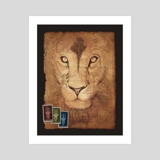 Dreams of Lions by Dave Kobrenski