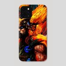 Thor - Phone Case by Maxim G