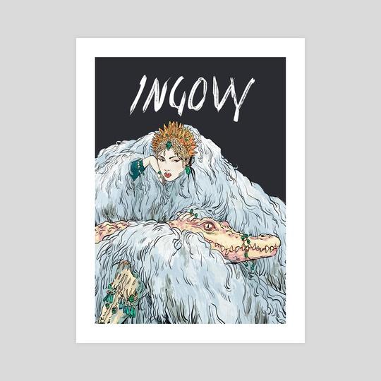 INGOVY cover (Rosana)  by Em Niwa
