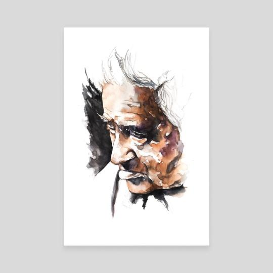 FACE#6 by Rafał Wnęk