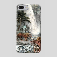 Tiger - 7 - Phone Case by River Han