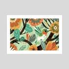 Hummingbird - Art Print by Meg Hunt