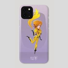 Crystal - Phone Case by Rafa Toro