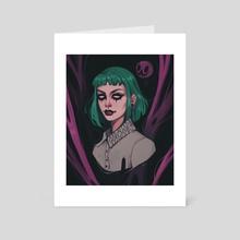 Bubblegum - Art Card by Gorchart