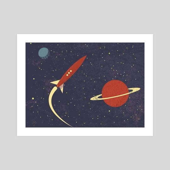Space by Amer Karic