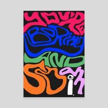 YBASAI - Canvas by Nina